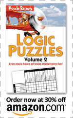 Logic Puzzles Also Known As Grid Require The Solver To Deduce Relationships Between Different People Places And Things Based On A