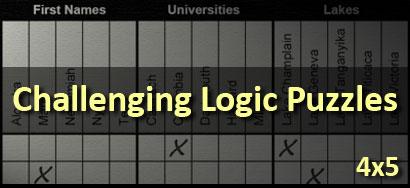 5th grade logic puzzles pdf