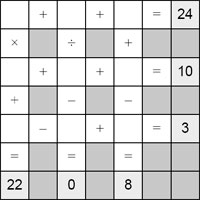 photograph relating to Printable Puzzles Com Answers known as Printable Puzzles - Mathdoku Puzzles