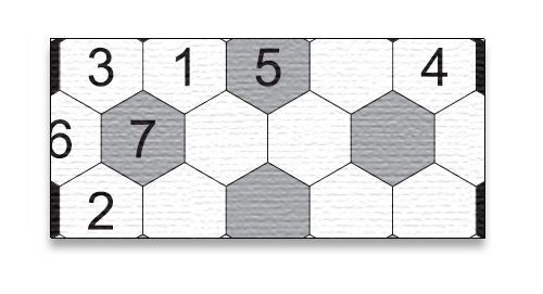 picture regarding Free Printable Number Fill in Puzzles named Printable Puzzles